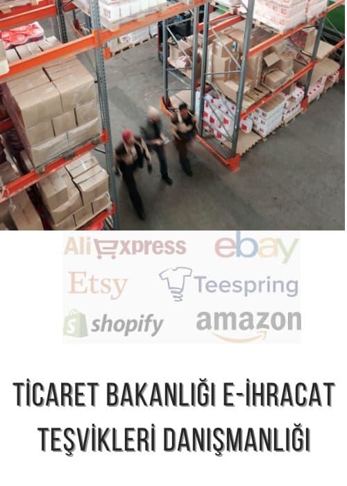 ticaret bakanlığı e ihracat